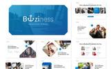 Buziness | Keynote Template