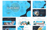 Cupcake | Keynote Template Big Screenshot