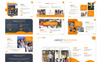 Educato | PowerPoint Template Big Screenshot
