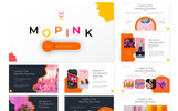 Mopink | PowerPoint Template