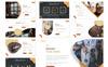 Retros   PowerPoint Template Big Screenshot