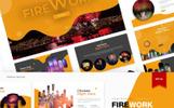 Firework | PowerPoint Template