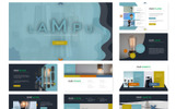 Lampu | PowerPoint Template