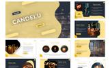 Candelu | Keynote Template