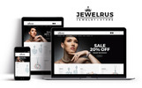 Responsivt Jewelrus - Jewelry Store Magento-tema