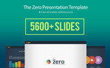 """Business Infographic Presentation -"" - PowerPoint шаблон"