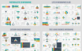 Business Infographic Presentation - PowerPoint Template