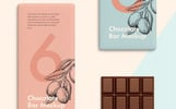 Chocolate Bar Product Mockup