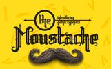 Moustache Font