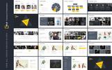 Minimal, modern, clean, simple, creative & corporate powerpoint presentation PowerPoint Template