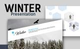 Winter Creative Keynote Template
