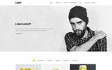 Modello Siti Web Responsive #67181 per Un Sito di Fotografi Portfolio