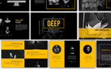 Deep Creative - Presentation PowerPoint Template