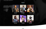 Event & Conference PSD Template