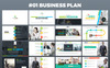 MaxPro - Business Plan PowerPoint Template Big Screenshot