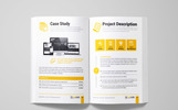 Web Proposal for Web Design and Development Agency Corporate Identity Template
