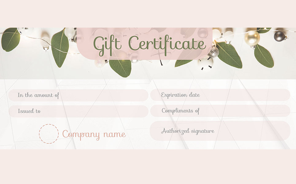 Gift coupon certificate template 66223 gift coupon certificate template big screenshot yelopaper Choice Image