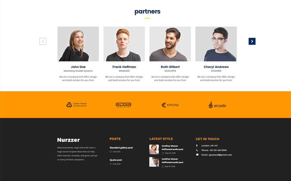 Nurzzer multipurpose consultingfinance business agency psd nurzzer multipurpose consultingfinance business agency psd template big screenshot accmission Image collections