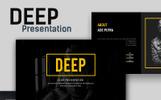 Deep Creative - Keynote Template