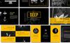 Deep Creative - Keynote Template Big Screenshot