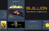 Bajillion Keynote Template
