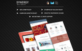 SYNERGY - Responsive Newsletter Template