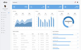 """Admiry -  Responsive Bootstrap 4 Dashboard"" Responsive Admin Template"