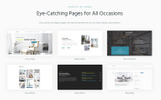 Interior - Tema WordPress responsive per uno studio di interior design