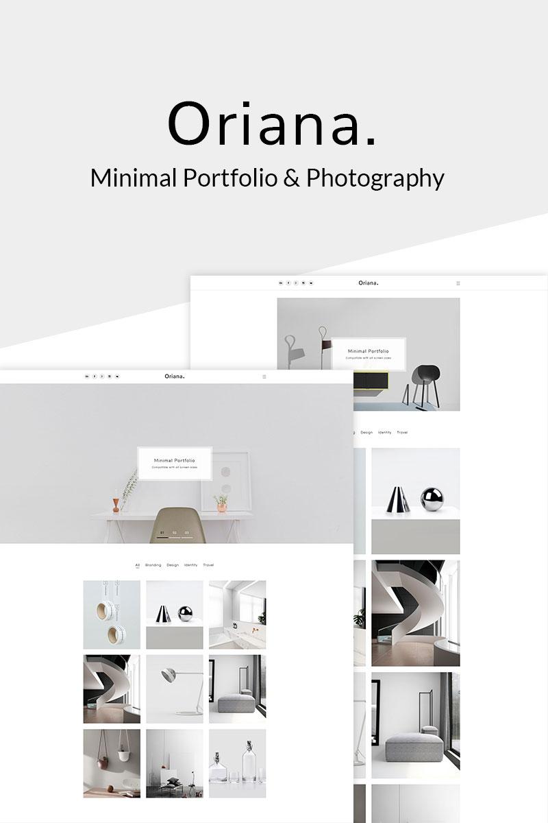 Адаптивный шаблон №67636 на тему дизайн и фотография, фотограф, портфолио фотографа
