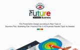 "PowerPoint Vorlage namens ""Business Plan Presentation | Animated PPTX, Infographic Design"""