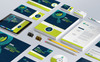 Branding Stationery Bundle for SEO and Digital Marketing Agency or Company Corporate Identity Template Big Screenshot