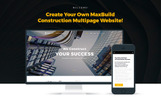 MaxBuild - Construction Multipurpose Elementor WordPress Theme