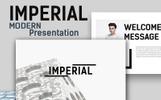 Imperial Modern Keynote Template