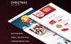 Christmas - Responsive Newsletter Template Big Screenshot