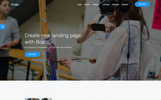 Pride - Product Landing Page Template