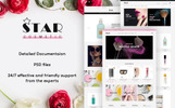 Star Cosmetic Tema PrestaShop  №66197