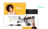 "Template WordPress Responsive #66199 ""Primrose - Multipurpose"""