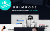 "WordPress Theme namens ""Primrose - Multipurpose"""