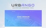 "Responzivní WordPress motiv ""Urbango - Architecture Firm"""