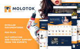 Molotok 2 PrestaShop Teması