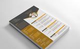 Zaman Mahdi creative Resume Template