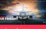 RAMA - One Page Multipurpose Parallax Landing Page Template