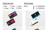 """25 Business Card"" bundle"