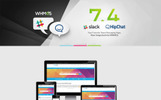 MoonHost -  Responsive HTML5 Web Hosting with WHMCS Website Template