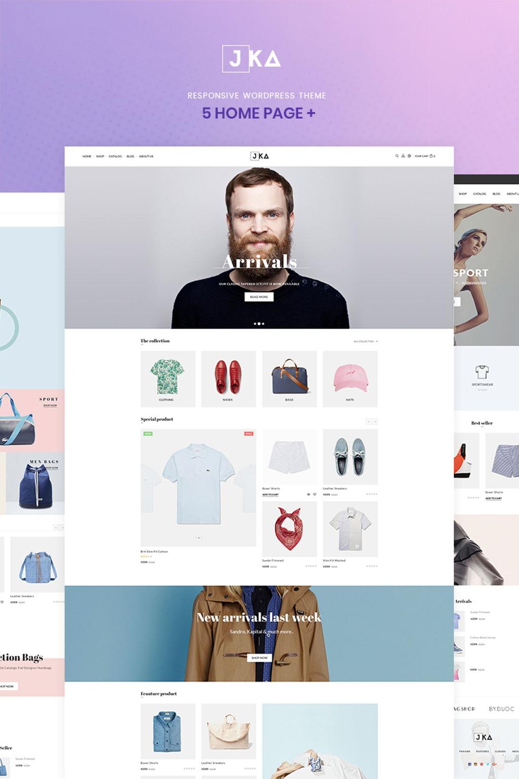 Best 490+ WooCommerce Themes 2018 | TemplateMonster
