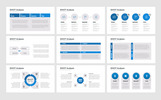 "PowerPoint šablona ""SWOT Analysis Marketing Tool"""