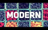 Short Modern Promo Video Asset