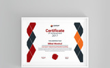 Business Company Certificate Template