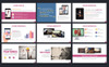Creative Business - PowerPoint Template Big Screenshot