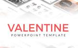 Szablon PowerPoint Sweet Valentine #67188